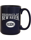 University of New Haven Grandma El Grande Medallion Mug