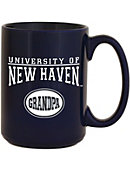 University of New Haven Grandpa El Grande Medallion Mug