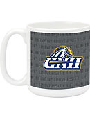 University of New Haven Mega Mug