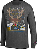 University of New Haven Chargers Ugly Sweater Long Sleeve T-Shirt