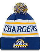 University of New Haven Youth Cuff Pom Beanie