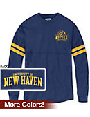 University of New Haven Chargers Women's Ra Ra T-Shirt