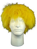 University of New Haven Spirit Wig