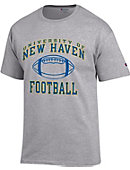 University of New Haven Football T-Shirt