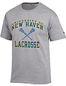 University of New Haven Lacrosse T-Shirt