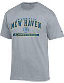 University of New Haven Forensic Science T-Shirt