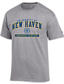 University of New Haven Criminal Justice T-Shirt