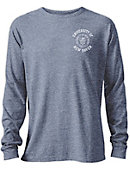 University of New Haven Tri-blend Twisted Long Sleeve T-Shirt