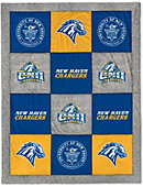 University of New Haven Chargers 62' x 80' Blanket