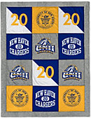 University of New Haven 62 in. x 80 in. Blanket
