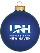 University of New Haven Sparkle Ornament Ball