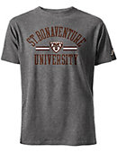 St. Bonaventure University All American Short Sleeve T-Shirt