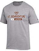 St. Bonaventure University Bonnies Lacrosse T-Shirt