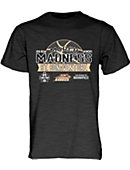 St. Bonaventure Bonnies Basketball 2016 Women's March Madness T-Shirt