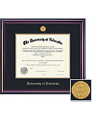 University of Nebraska - Lincoln 8.5'' x 11'' Elite Diploma Frame