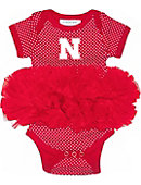 University of Nebraska - Lincoln Infant Girls' Bodysuit Tutu