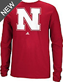 adidas University of Nebraska - Lincoln Long Sleeve T-Shirt