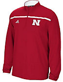 Adidas University of Nebraska - Lincoln 1/4 Zip Pullover