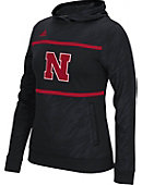 Adidas University of Nebraska - Lincoln Sideline Women's Hooded Sweatshirt