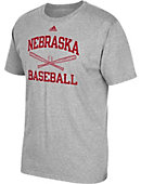 Adidas University of Nebraska - Lincoln Baseball T-Shirt