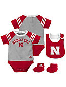 University of Nebraska - Lincoln Infant 3-Piece Bodysuit Set