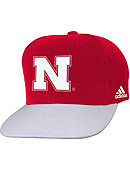 University of Nebraska - Lincoln Youth Flat Brim Snapback Cap