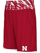 Adidas University of Nebraska - Lincoln Sideline Player Shorts