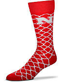 University of Nebraska - Lincoln Women's Quatrafoil Socks