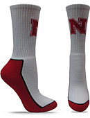 University of Nebraska - Lincoln Crew Socks