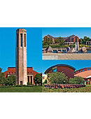 University of Nebraska - Lincoln ''5 x 7'' Postcard