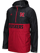 Adidas University of Nebraska - Lincoln Anorak Hooded Sweatshirt