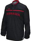 Adidas University of Nebraska - Lincoln 1/4 Zip Convertible Top