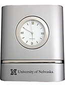 University of Nebraska - Lincoln Desk Clock