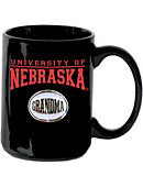 University of Nebraska - Lincoln Grandma El Grande Medallion Mug
