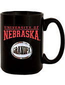 University of Nebraska - Lincoln Grandpa El Grande Medallion Mug