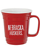 University of Nebraska - Lincoln 12 oz. Player Mug