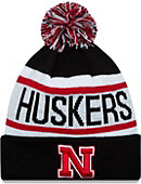 University of Nebraska - Lincoln Huskers Biggest Fan Knit Pom Hat