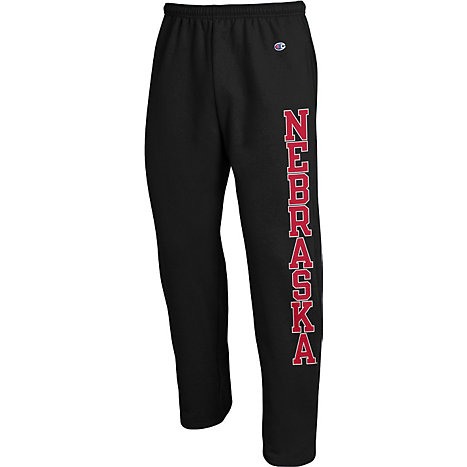 Product: University of Nebraska - Lincoln Open Bottom Sweatpants