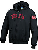 University of Nebraska - Lincoln Full-Zip Hooded Sweatshirt