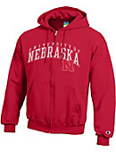 University of Nebraska - Lincoln Huskers Full-Zip Hooded Sweatshirt