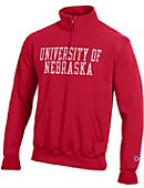 University of Nebraska - Lincoln 1/4 Zip NuTech Fleece