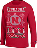 University of Nebraska - Lincoln Ugly Sweater Long Sleeve T-Shirt