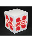 University of Nebraska - Lincoln 550 Sheet Sticky Note Paper Cube