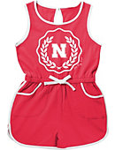 University of Nebraska - Lincoln Youth Girls' Romper