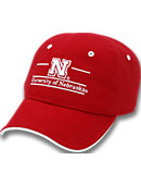 University of Nebraska - Lincoln Adjustable Toddler Cap