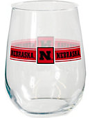 University of Nebraska - Lincoln 17 Oz. Stemless Glass