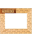 University of Nebraska - Lincoln 4 in. x 6 in. Frame