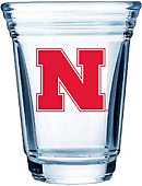 University of Nebraska - Lincoln 1.5 oz. Tailgate Collector's Glass