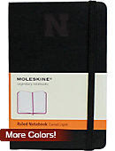 University of Nebraska - Lincoln 9 in. x 14 in. Moleskin