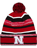 University of Nebraska - Lincoln Knit Pom Hat